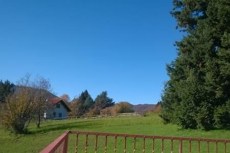 Pace e relax nelle valli dei monti Liguri - Inap sarapan
