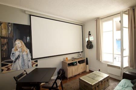 2 pièces plein centre Saint germain en Laye - Apartment