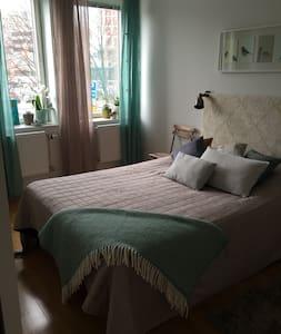 2 room apartment, 10 min to City! - Apartment