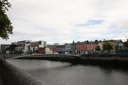 Perfect Double Room In The City Center - Cork - Apartment