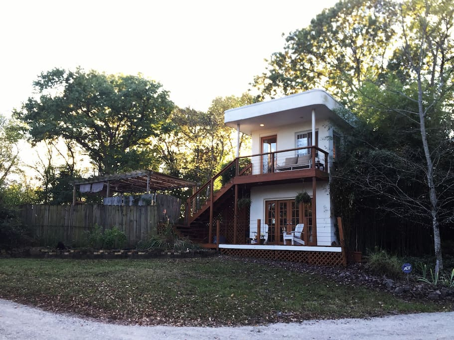 Light Filled Guest Wing Guesthouse For Rent In Nashville