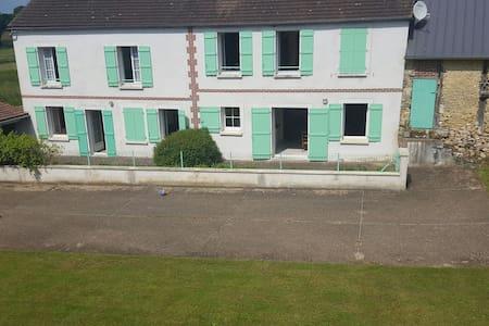 Les gites de Breuil dans le Vexin - Saint-Clair-sur-Epte - House