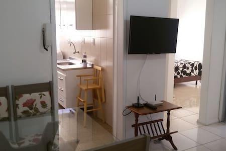 Melhor localização! Perto de tudo! - Porto Alegre - Apartment