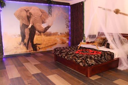 La Posada de África jacuzzi privado - Loft