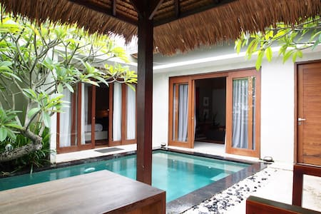 The Only Villa with private pool in Mataram - Selaparang - Villa