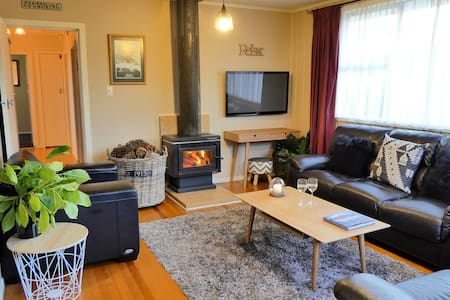 Trout Cottage - Entire home - Wifi - Turangi - Dom