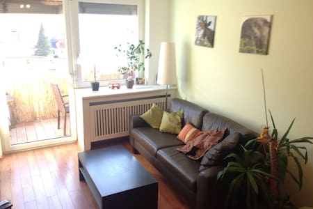 Zentrale 2-Zimmer Wohnung - Apartment