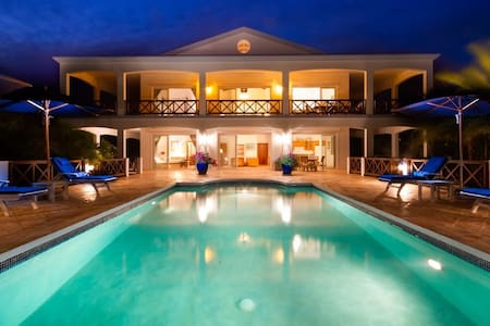 Tamarind Villa - Anguilla - Haus