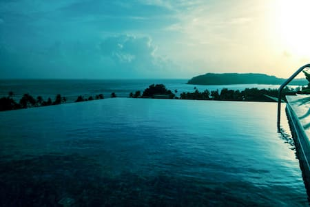 DOLPHIN HEIGHTS Ocean View Villa & Infinity Pool - Villa