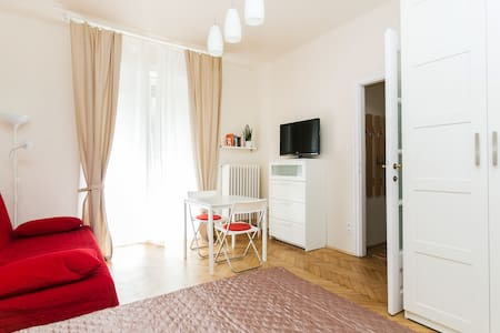Brand new studio by the Danube - Budapest - Apartment