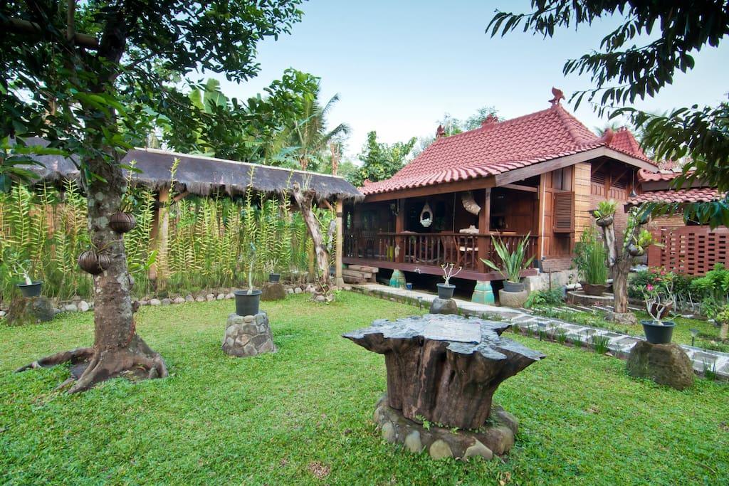 B&B Bungalow Borobudur,Magelang