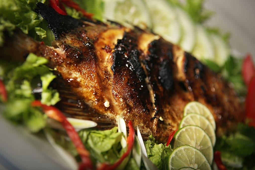 Traditional Grill Fish