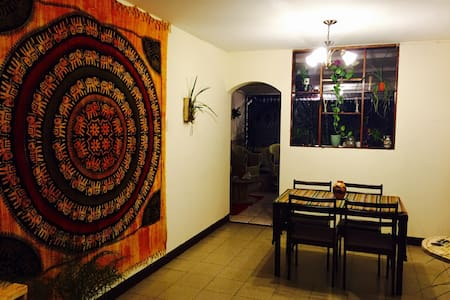 Private Room Downtown Managua WIFI