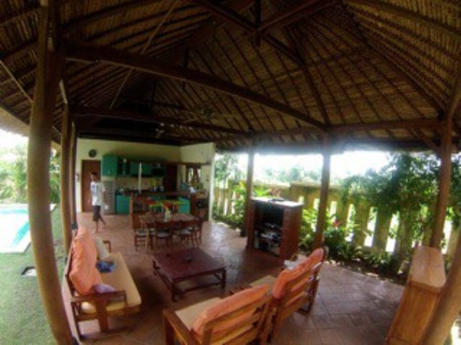 Villa  In Canggu near the beach