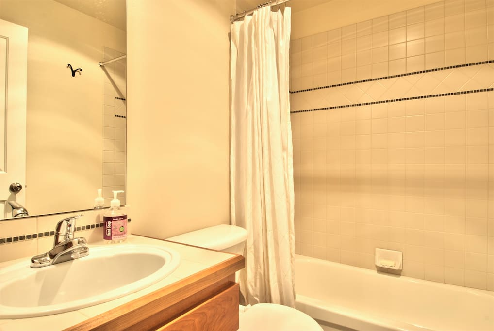 Capitol Hill Suite + Free Parking