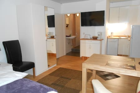 TOP-Einzimmer-Appartement - Rumah