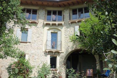 """B&B """"LOCUS AMOENUS"""" - Lake Garda - Pompegnino - Bed & Breakfast"""
