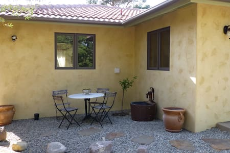 New Gated Guest House in Solvang - Casa