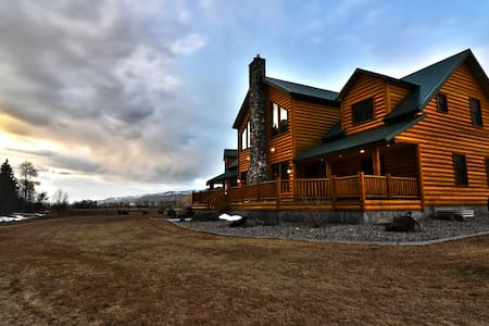 Cabin w/ Everything you'd ever need - Swan Valley - Cabane
