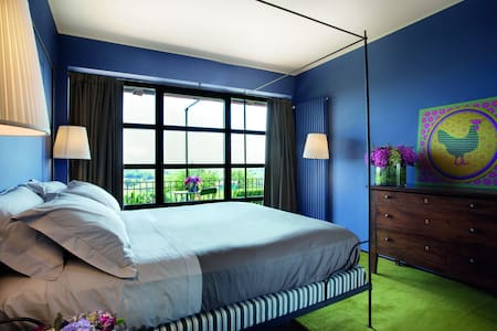 BB Puntodivista the Periwinkle Room - Bed & Breakfast