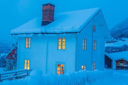 Farmhouse betw. Kvitfjell & Hafjell - House