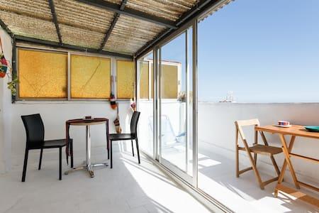 Atico para vacaciones en Sitges - Sitges - Wohnung