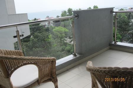 3ROOM, Black sea Coast apartment  - Apartment