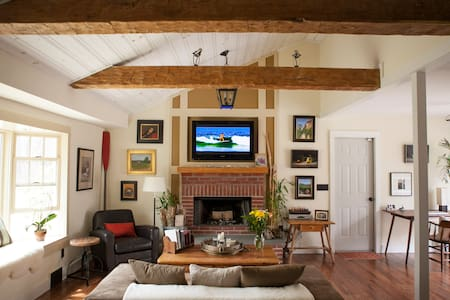 Art Lovers' Cottage East Hampton