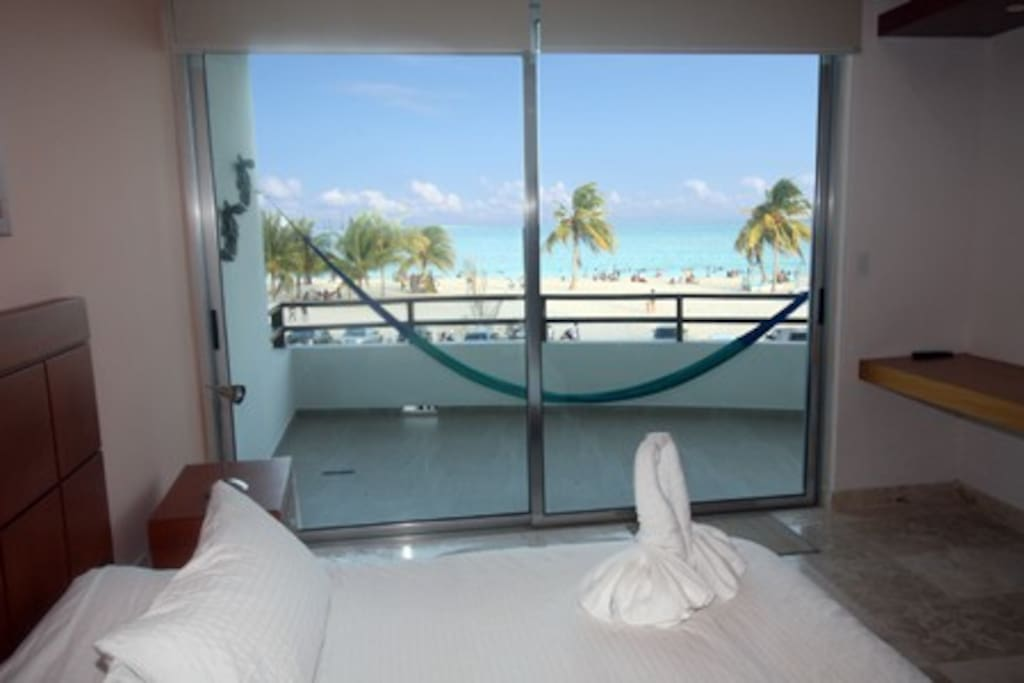 Oceanview from the master suite