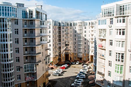 Уютное жилье в Солнечном Городе - Sochi - Apartment
