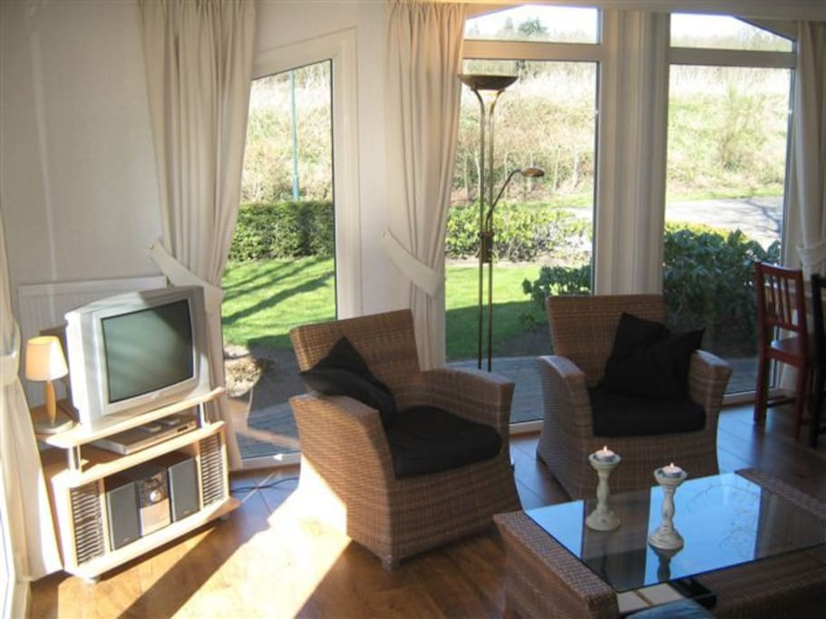 An attractive chalet on the Veluwe