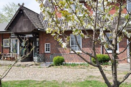Wohnung mit Garten vor Hamburg - Lägenhet