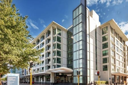 Central Auckland studio great location free wifi - Auckland - Appartement