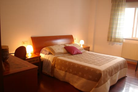 Habitación doble con baño privado - Santiago de Compostela - Apartment