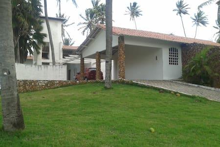 Casa de Praia Jacuma/Pitangui - Rumah