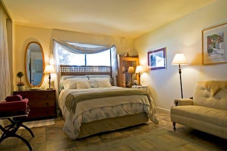 Ocean Front Bedroom/Private Bath