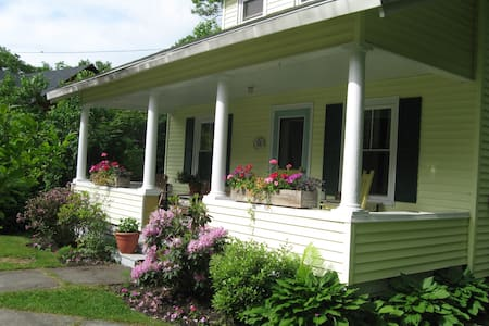 Great Barrington-Housatonic: Private Guest Suite - Casa