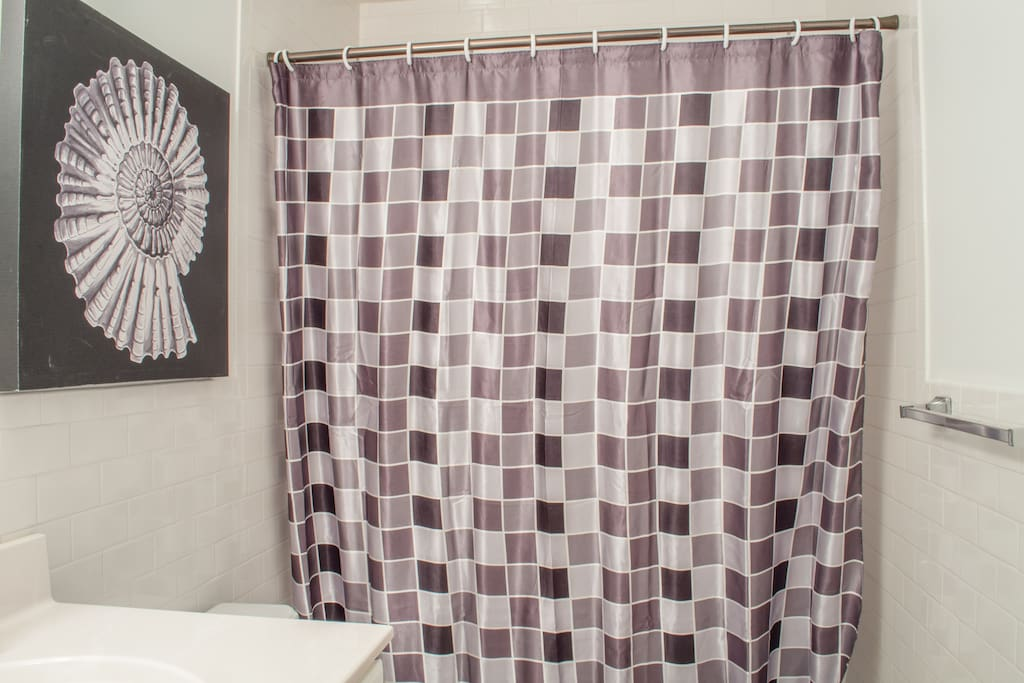 This is the bathroom in the master bedroom