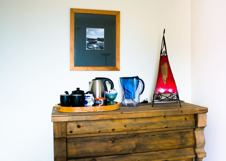 Bedroom Tea/Coffee facilities