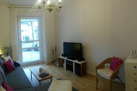 gemütliche Wohnung direkt in der Innenstadt - Bielefeld - Apartment