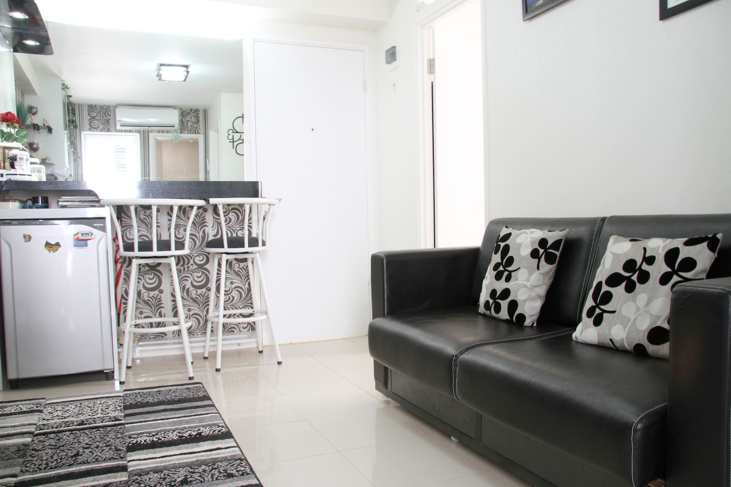 Comfortable 2 BR in Kalibata City