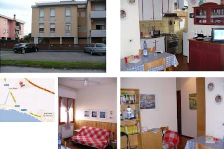 APARTMENT near BEACH/SEA in ITALY  - Apartment