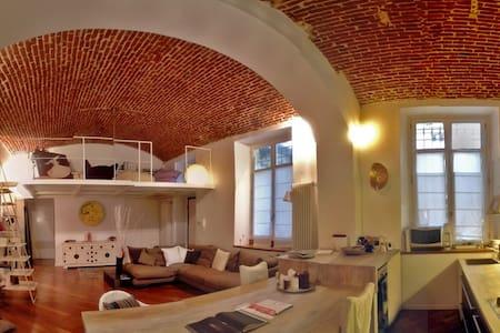 Fantastic loft in Liberty Turin - Turín