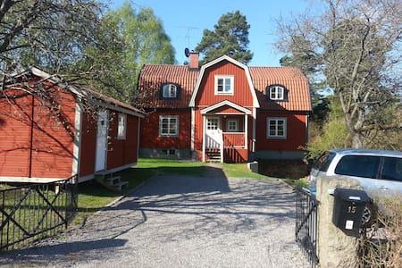 Villa in der Nähe von Stockholm C - Haus