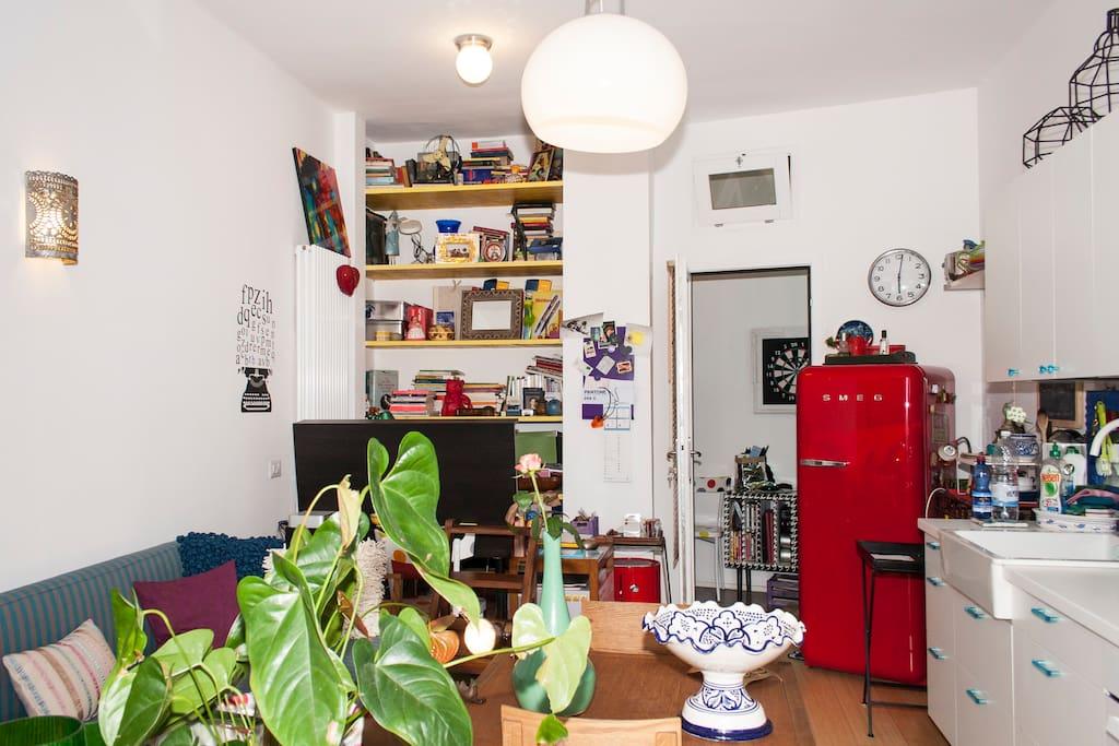 Torino bohemien a 55 euro a notte appartamenti in for Appartamenti barcellona 20 euro a notte