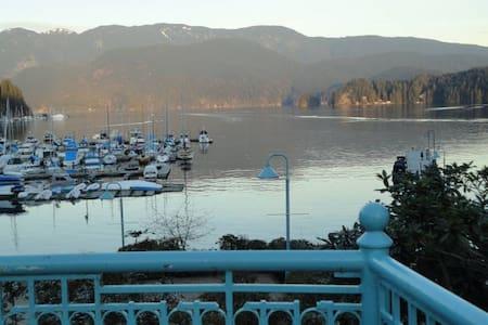 Deep Cove Condo - North Vancouver - Lakás