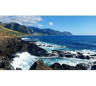 Mellow Māʻili - Dům