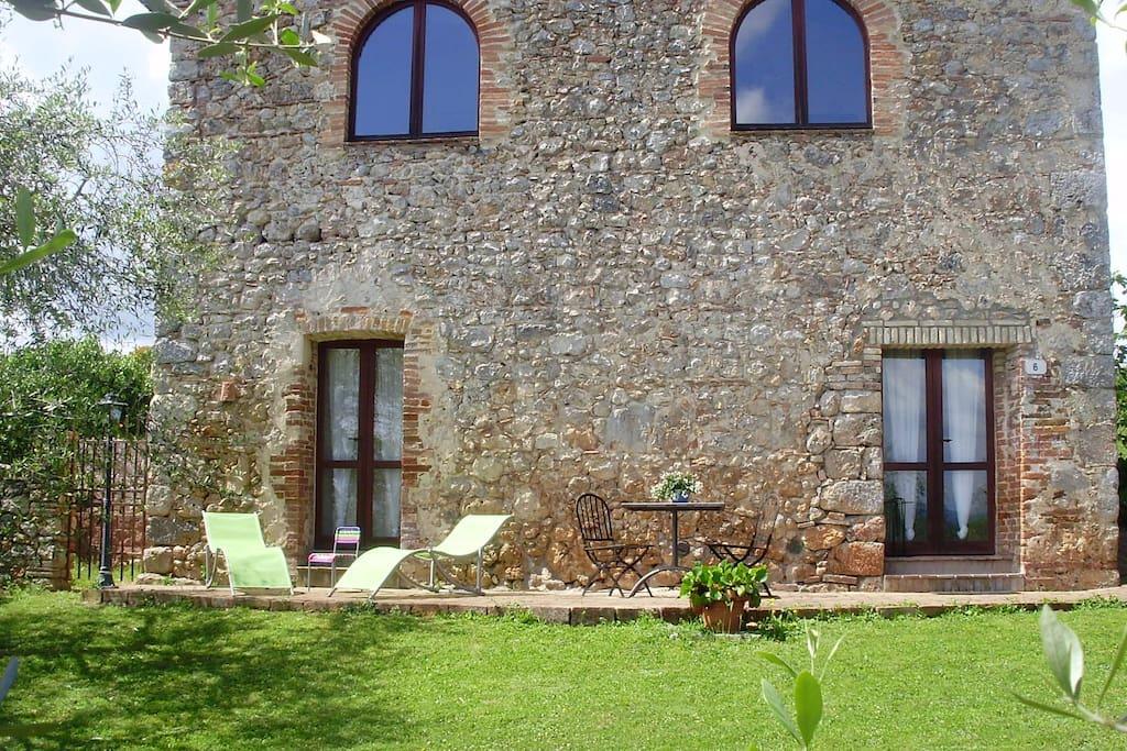 relax in giardino -  relax in the garden
