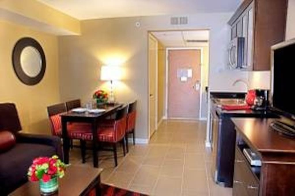 2BR Resort Suite, next to Disney