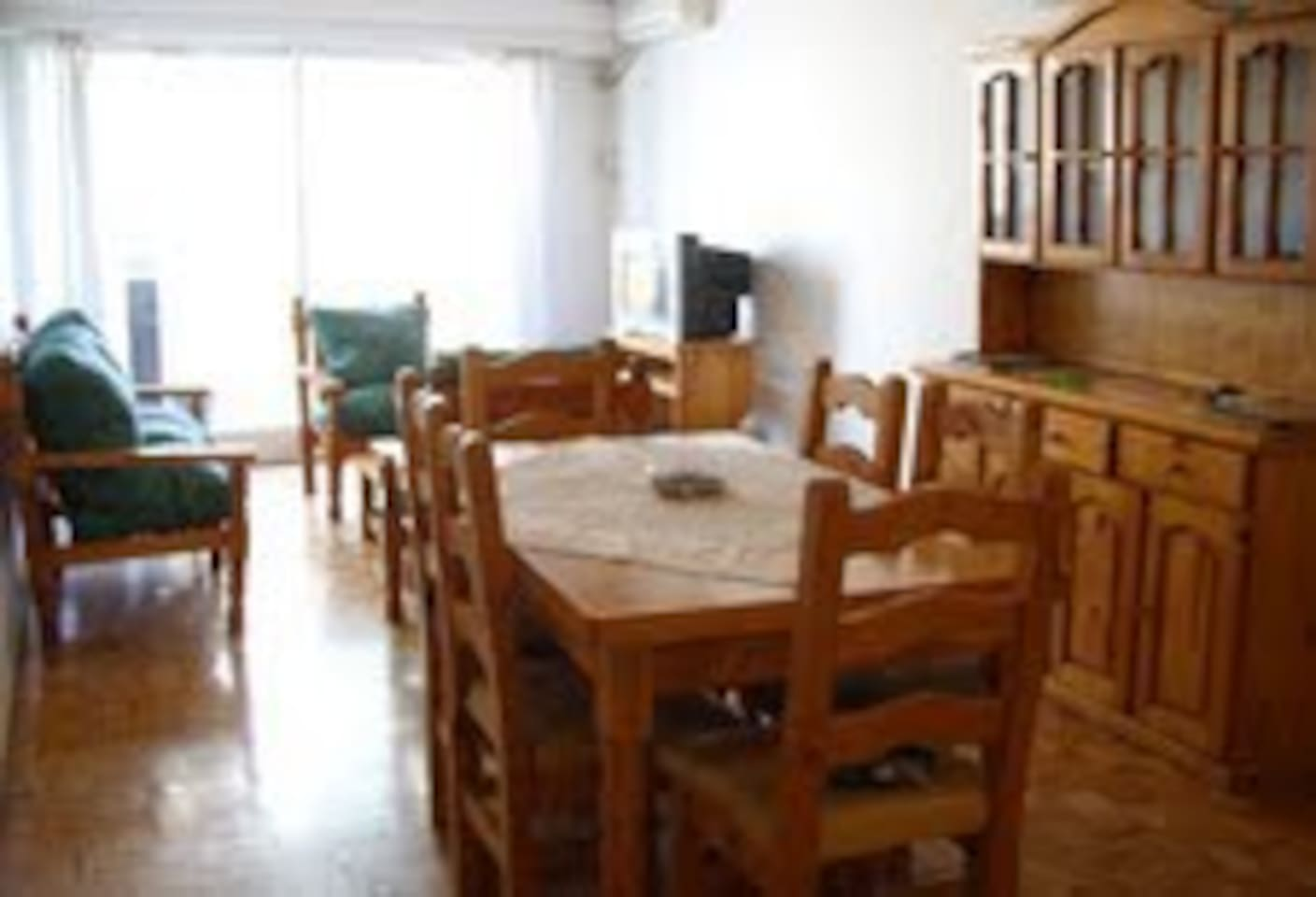 Huge apartment  in Las Cañitas